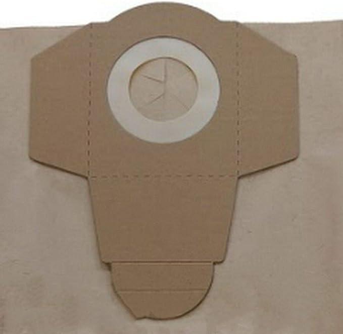 UTP 5 Bolsas de Polvo Titan TTB350VAC 1300W 16LTR Limpiador de ...