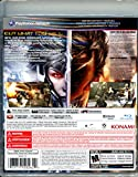 Metal Gear Rising: Revengeance w/ Instrumental Soundtrack CD