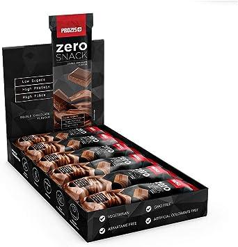 Prozis Zero Snack Barra Rico En Proteína y Bajo en Hidratos ...