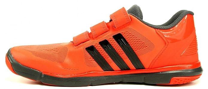 Adidas Adipure 360.2 CF K Erwachsene Turnschuh Klett rot