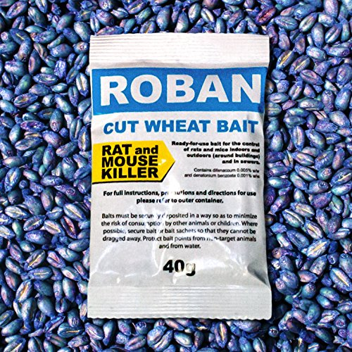 Roban Professional Rat & Gift/Mauspad Killer - 100 g