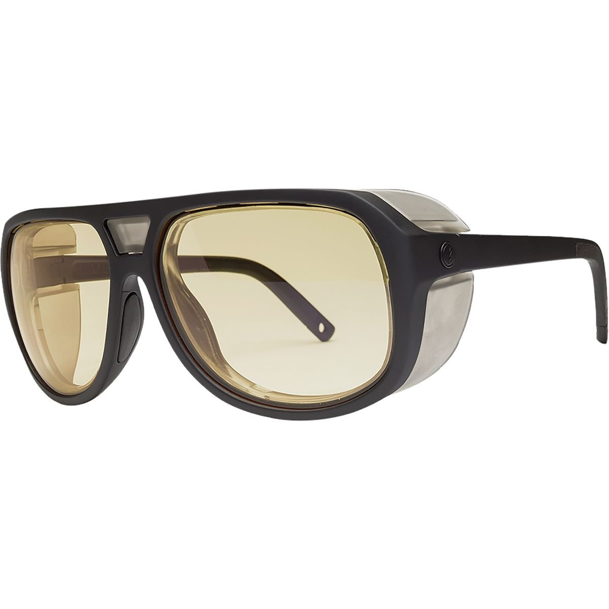 Electric Visual Stacker Matte Black/OHM+Clear Sunglasses