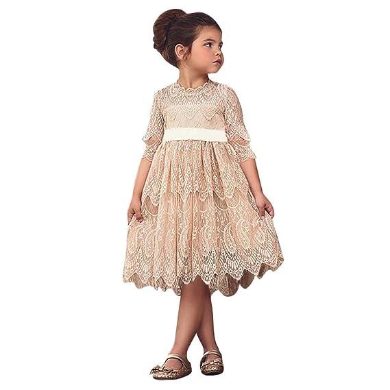 Vestido Para Niña Fiesta Ceremonia Primavera Verano 2019