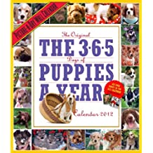 365 Puppies-a-Year 2012 Calendar