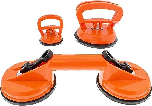 Abn Kit De Herramientas Con Ventosa Para Quitar Abolladuras Juego De 3 Ventosas Para Auto Extractor De Abolladuras Kit De Herramientas Para Carrocería Mx Automotriz Y Motocicletas