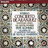 Rodrigo: Concierto De Aranjuez - Fantasia Para Un Gentilhombre
