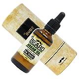 Da'Dude Da'Beard Oil -Olio di barba - olio da barbao Balsamo, Ammorbidente & Idratante per Barba o Baffi in Confezione Regalo di Classe Premium (50 ml)