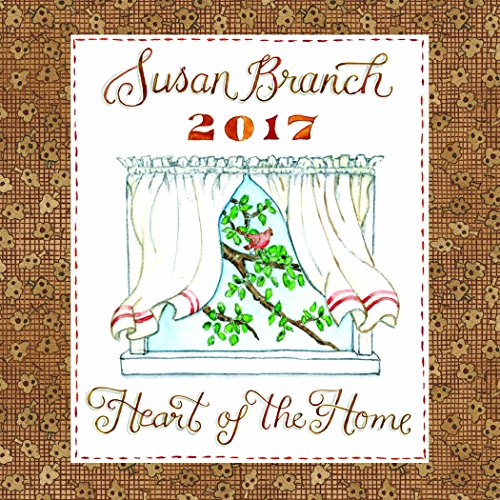 2017 Susan Branch Heart of the Home Mini Calendar
