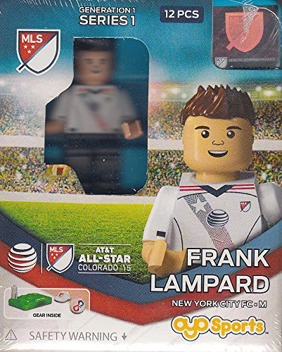 Official MLS OYO - New York City FC Frank Lampard All Star Game 2015 G1 by Oyo Sportstoys