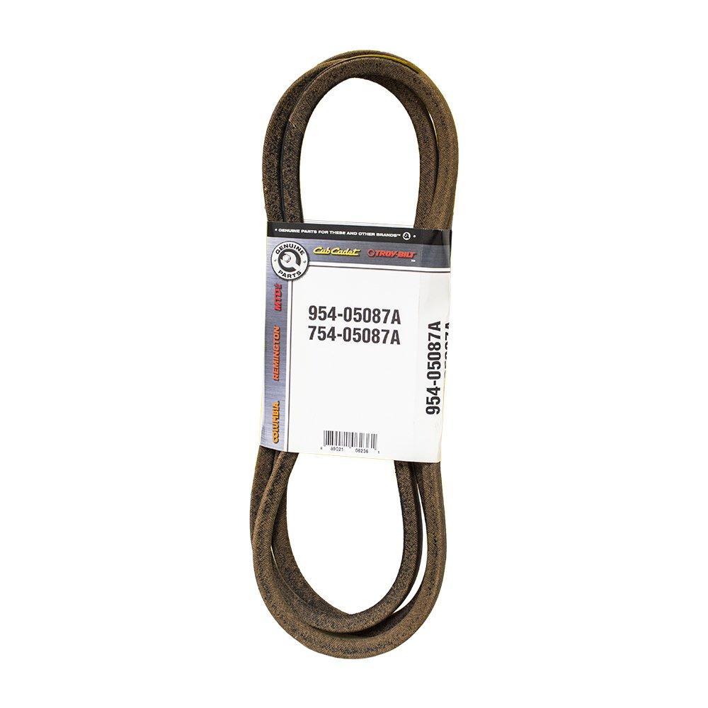 Amazon.com: MTD part 954 – 05087 un cinturón de piezas ...