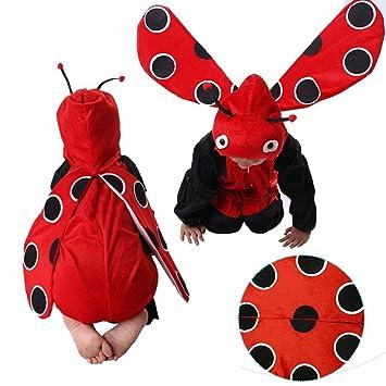 Wgwioo Dibujos Animados Animal Niño Escarabajo Jardín De
