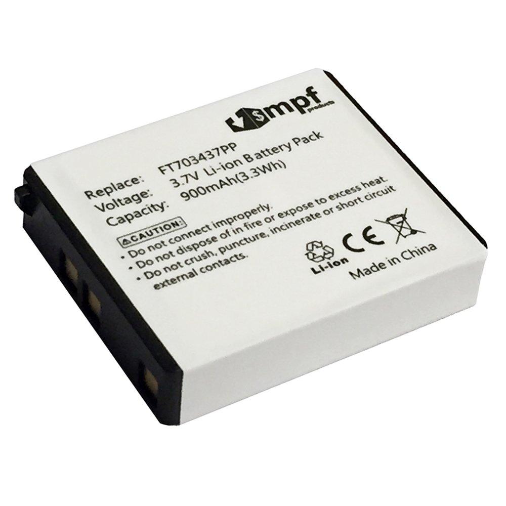 Bateria Razer Mamba / Epic Naga Mouse 900mah Ft703437pp, Ft803437pa, Lp083442a, Rz03-00120100-0000, Rz30-00120300-0000