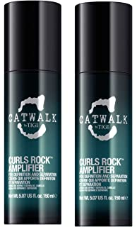 Tigi Catwalk Curlesque set 2x amplificador de rizos roch 150 ml