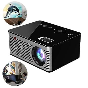 WAOBE Proyector portátil, proyector de Video HD de 1080p para ...