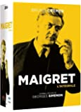 Coffret intégrale Maigret