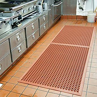 Rubber Floor Mats Kitchen Anti-Fatigue Floor Mat Outside ...