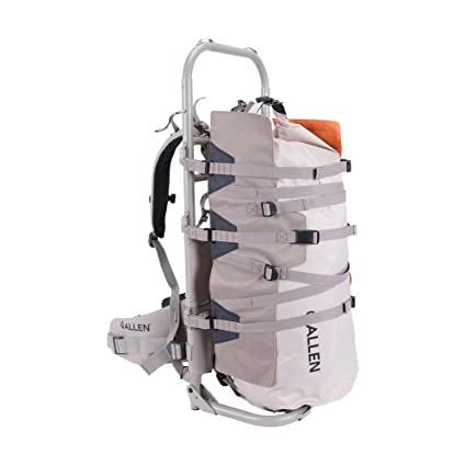 Amazon.com: Allen Rock Canyon CP External Hunting Pack Frame with ...
