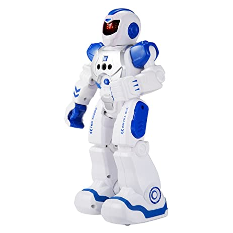 Amazon Com 3c Life 2018 Remote Control Rc Robot Toys For Boys And