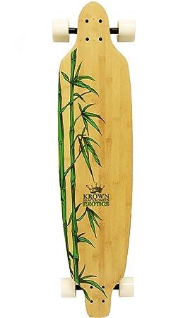 Krown Krex 2 Bamboo Freestyle Complete Longboard