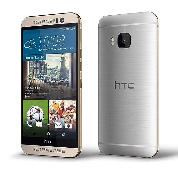1f567c1dc5a HTC One - gold on silver - 4G HSPA+ - 32 GB - GSM  Amazon.co.uk  Electronics