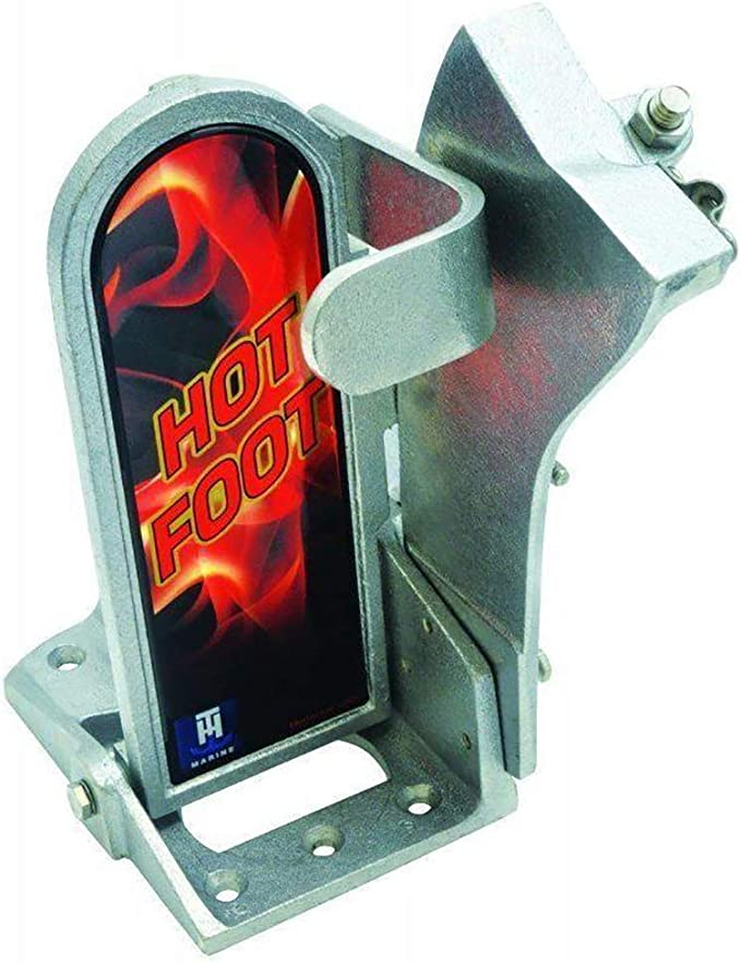 Coolfoot for Hotfoot Throttle Pad Multiple Colors