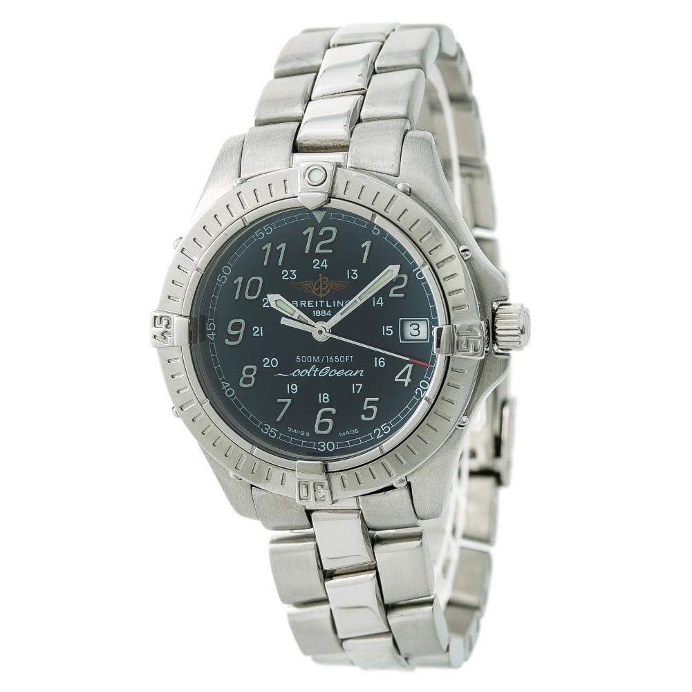 Breitling Colt Quartz Male Watch A64350 (Certified Pre-Owned)