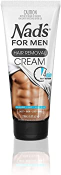Nads for Men Hair Removal Cream 6.8oz