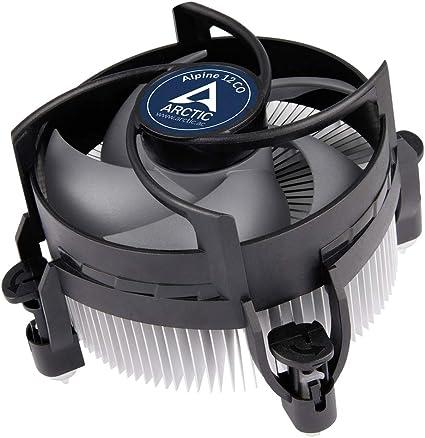 ARCTIC Alpine 12 CO - Enfriador de CPU para Intel, Funcionamiento ...