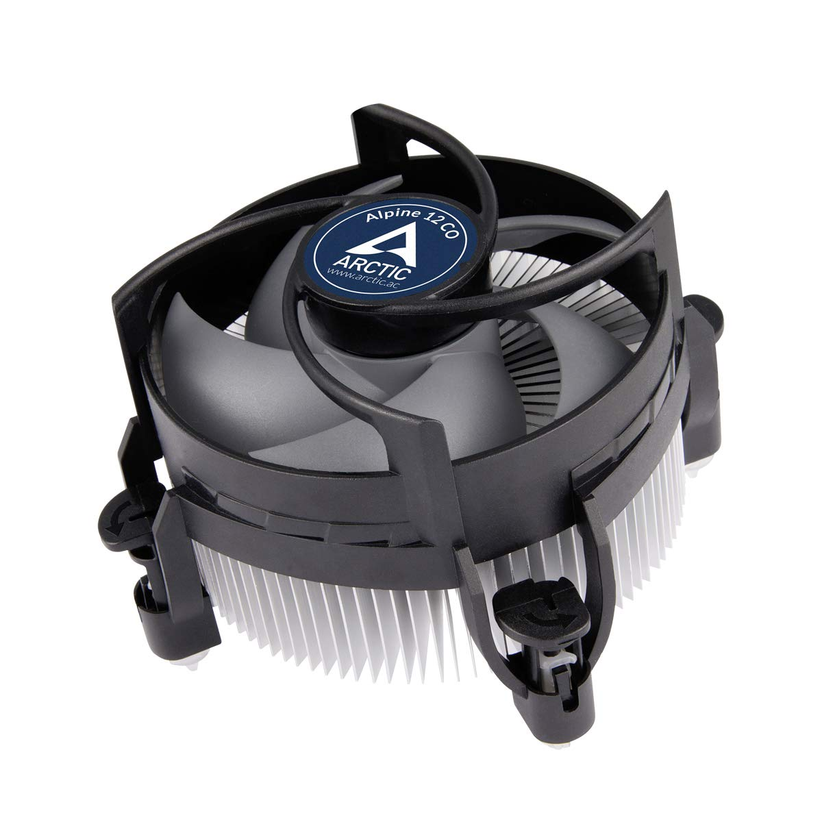 ARCTIC ACALP00031A - Compact Intel CPU Cooler for Continuous Operation