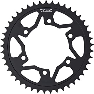 product image for Vortex 252S-46 Black 46-Tooth 525-Pitch Steel Rear Sprocket