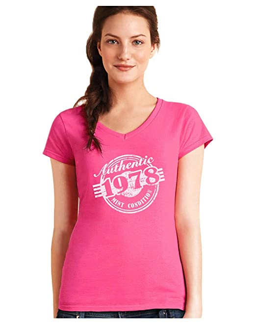 Green Turtle T-Shirts Camiseta de Cuello V para Mujer - 40th ...