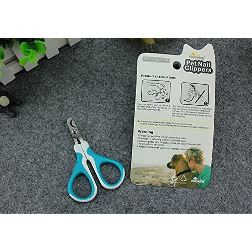well-wreapped Alkem Pet Nail Clippers Cats Ergonomic Non-slip Handles Steel Bl...