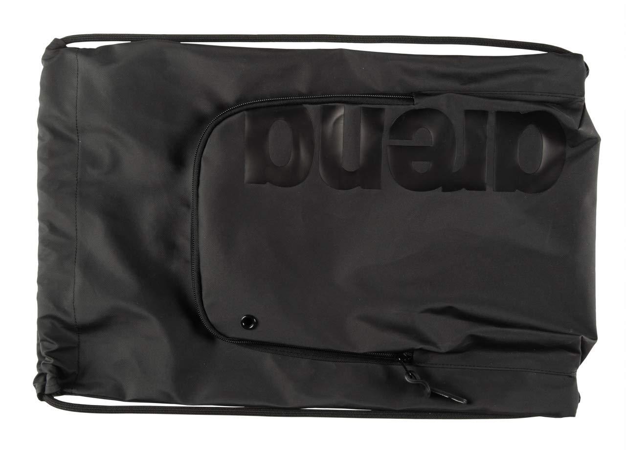 Arena Team Sack All-Black Bags Adultos Unisex