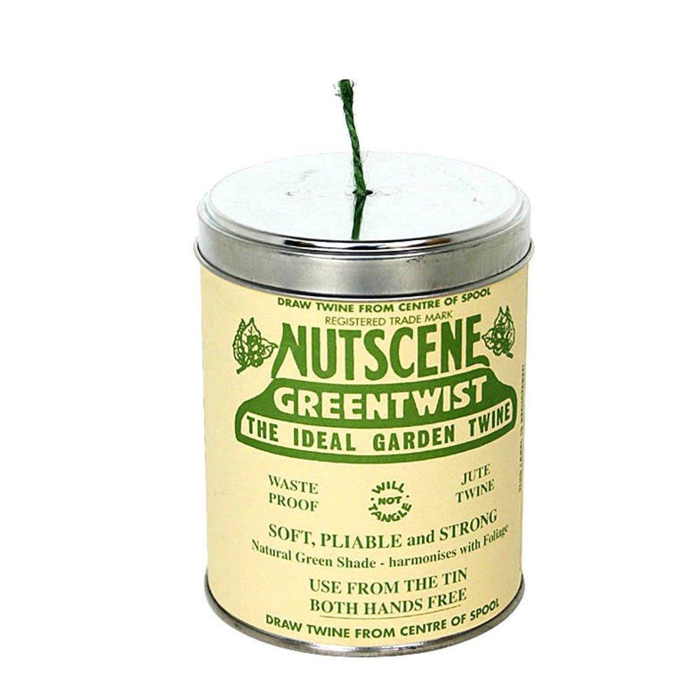Green Nutscene 150 m Tin O Twine