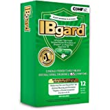 IBgard®, Natural Health Product for the relief of IBS by IM HealthScience LLC (12 Capsules or $1.67 per Capsule)