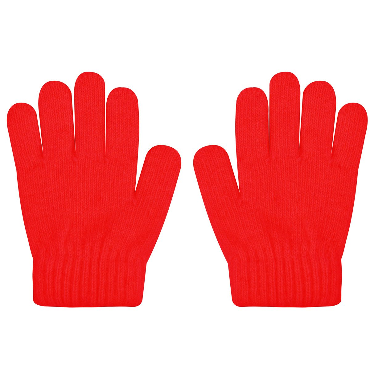Kids Gloves Magic Knit Containing Cashmere Angora Gloves Solid Colors for Girls And Boys XJD45445563