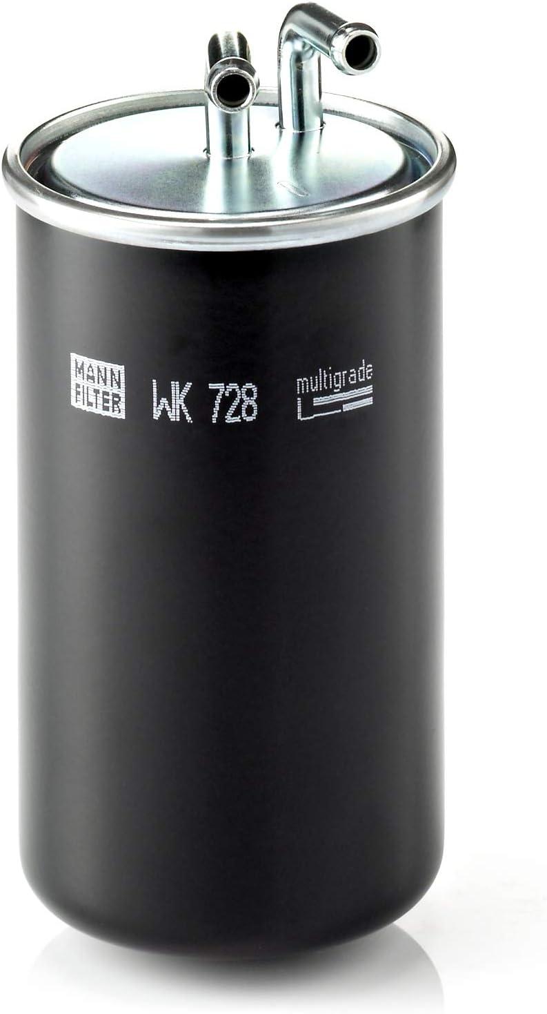 Original Mann Filter Kraftstofffilter Wk 728 Für Pkw Auto