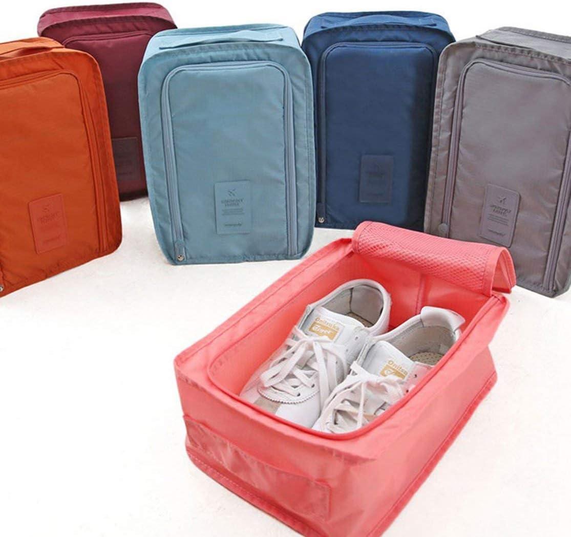 Candyboom /Étanche Chaussure Voyage Poche Portable Environnemental Sac De Rangement Organisateur Portable Chaussures Fourre-Tout Bagages Porte Poche Titulaire