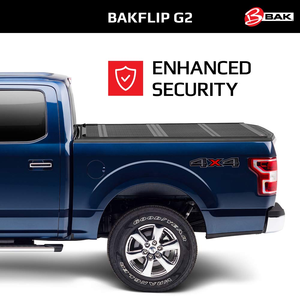 Bak Industries 26126 Truck Bed Cover