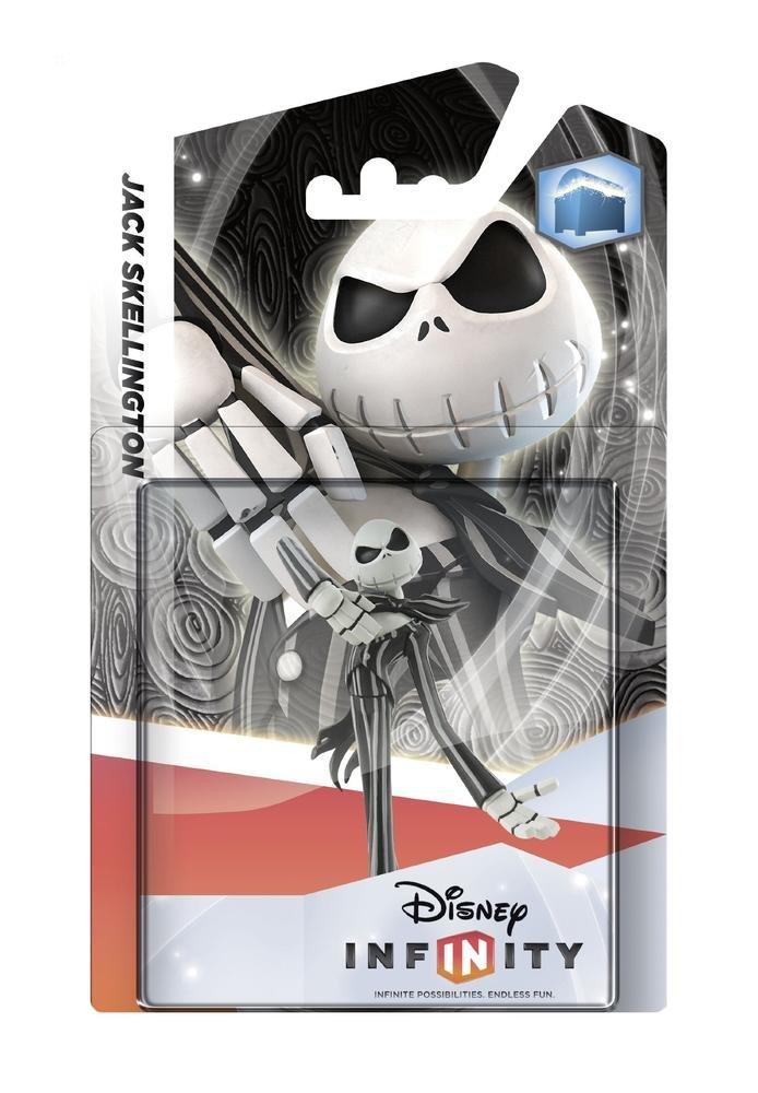 Disney Infinity Character - Jack Skellington (Xbox 360/PS3/Nintendo Wii/Wii U/3DS)