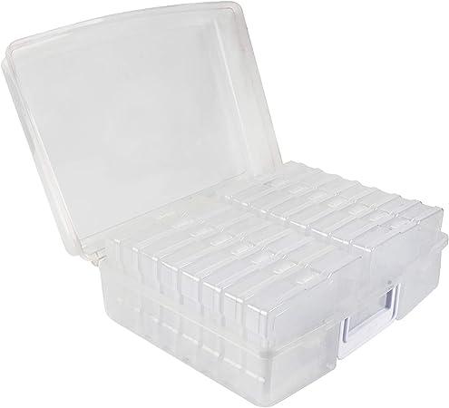 Coupon Organizer Garden Vegetables   Storage Case with Dividers  Check Book Case