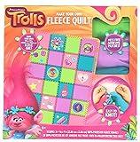 quilt kits for kids - Trolls Easy Make Your Own Fleece Quilt