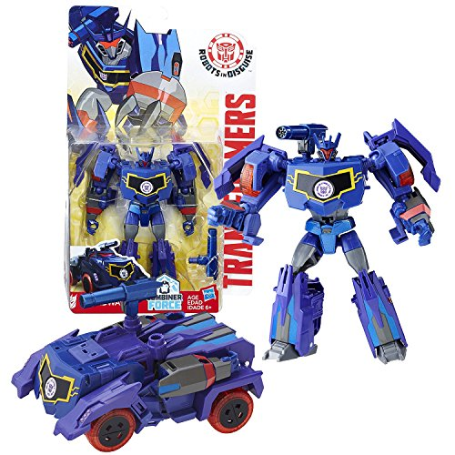 Hasbro Year 2016 Transformers Robots in Disguise Combiner