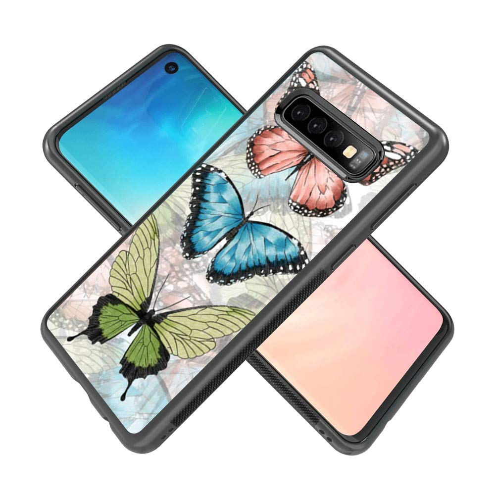 Amazon.com: Funda carcasa para Samsung Galaxy S10 You CAN DO ...