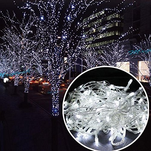 Wedding decorations buy wedding decorations online at best prices citra led string strip pure white decoration lights 18 metre long junglespirit Choice Image