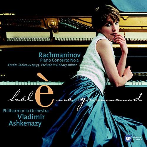 Hélène Grimaud - Rachmaninov. Piano Concerto No [Disco de Vinil]
