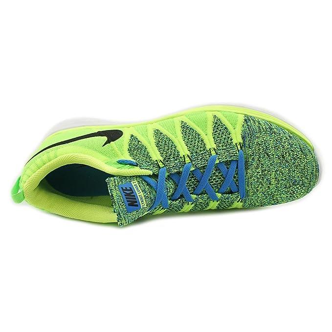2e07baabc1b8a Amazon.com  NIKE Men s Flyknit Lunar2 Running Training Shoes  Shoes