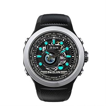 Reloj Inteligente Hombres Impermeable Rastreador De Actividad ...