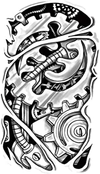 Brazo de flor pegatinas de tatuaje pegatinas de tatuaje a prueba ...