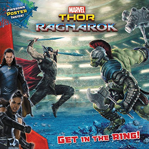 Download MARVEL's Thor: Ragnarok: Get in the Ring! pdf epub